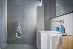 Microtopping Bagno ~ Un bagno nuovo senza togliere le piastrelle con microtopping