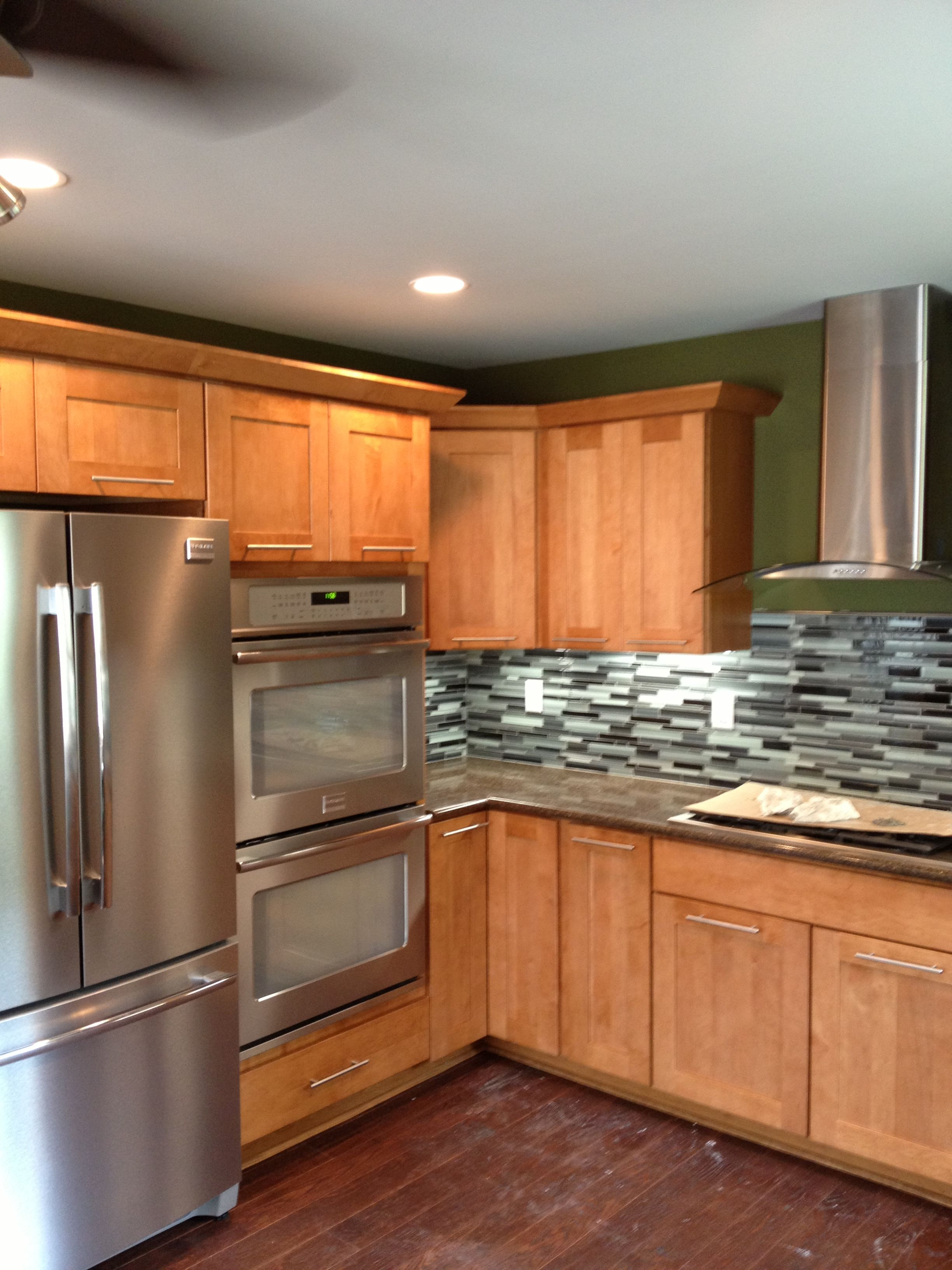 Gentil Kitchen Remodel After Fire Loss Completed By J. J. Swartz Company