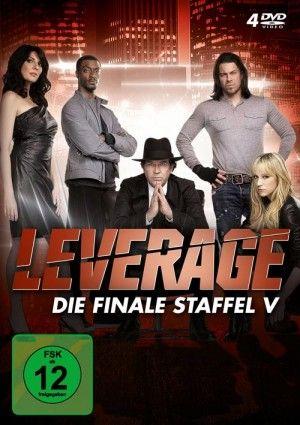 Leverage Die Finale Staffel V 4 5 5 Sterne Movies Movie