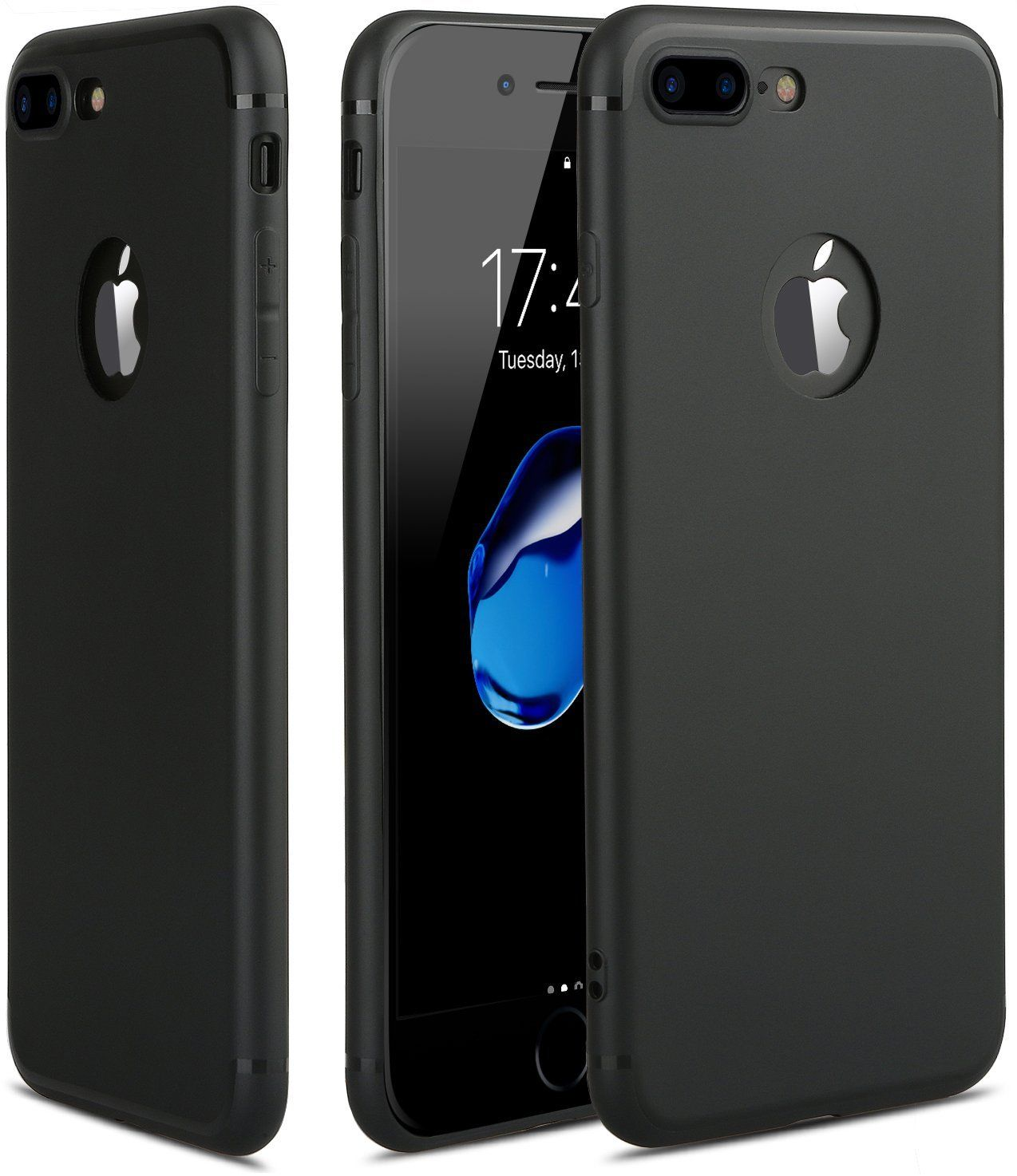 iPhone 7 Plus Case, HZ BIGTREE Ultra-Thin TPU Soft Flexible Case for Apple iPhone 7 Plus 5.5