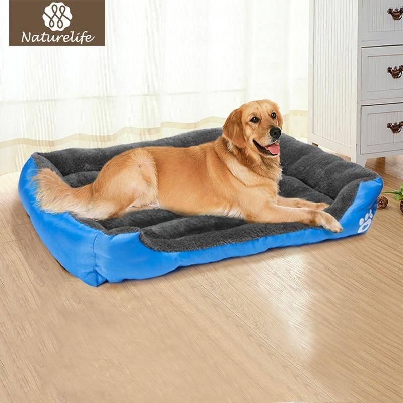 Naturelife Bed For Pets Dog Bed Warm Dog House Bolster Dog Bed