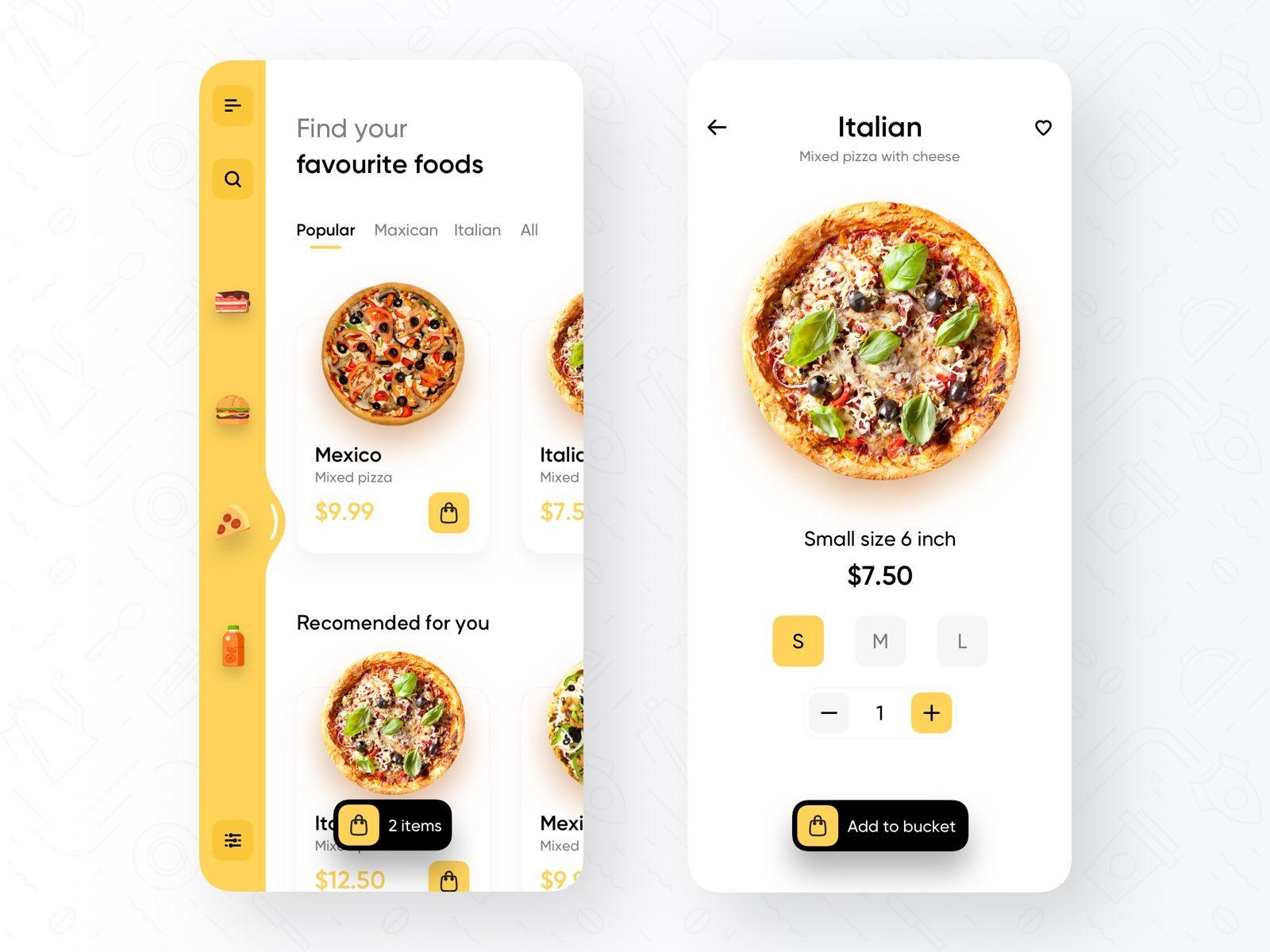 Fastfood delivery app food delivery app food web