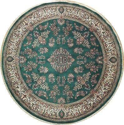 Round Rugs 10x10 Ft Carpet 5x5 Rug 9x9 Area 7x7