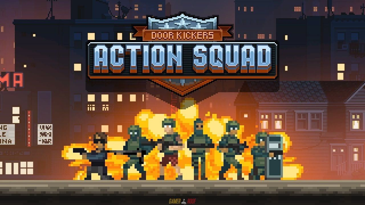 Door Kickers Action Squad Ps4 Full Version Free Download Best New