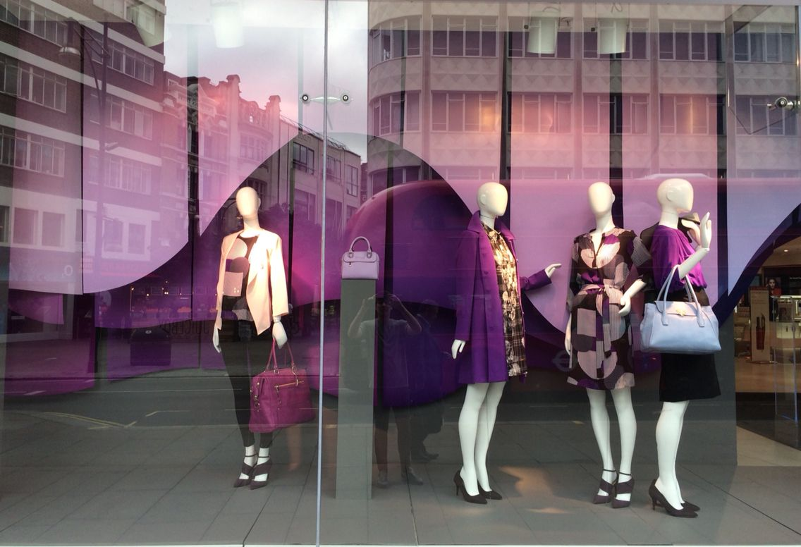 Debenhams | Summer 15 | London | Oxford Street