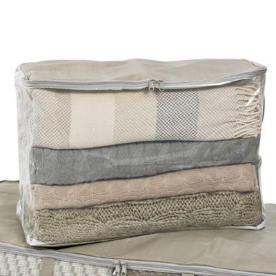 Clearview Protective Clothes Duvet Zip Storage Bag 52l