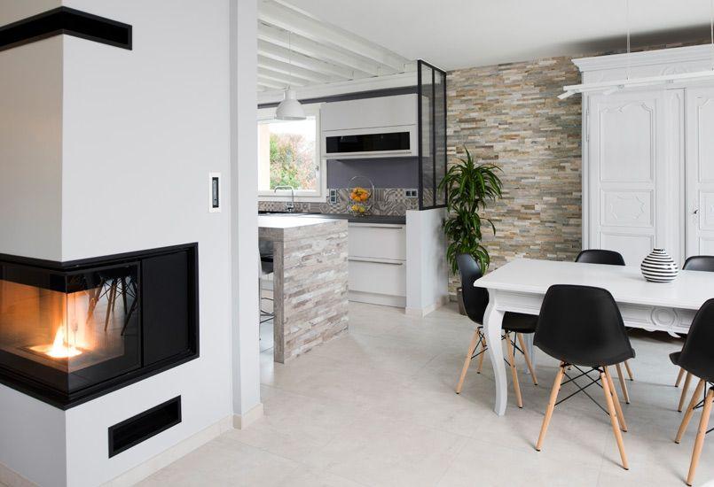 aux portes de la ville r novation compl te de l tage d. Black Bedroom Furniture Sets. Home Design Ideas