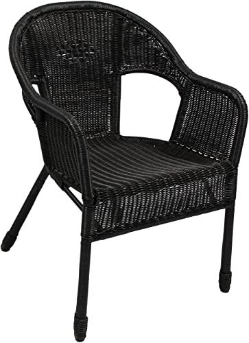 Enjoy exclusive for International Caravan Furniture Piece Resin Wicker Outdoor Set Two Bistro Chairs online - Lookpoppretty