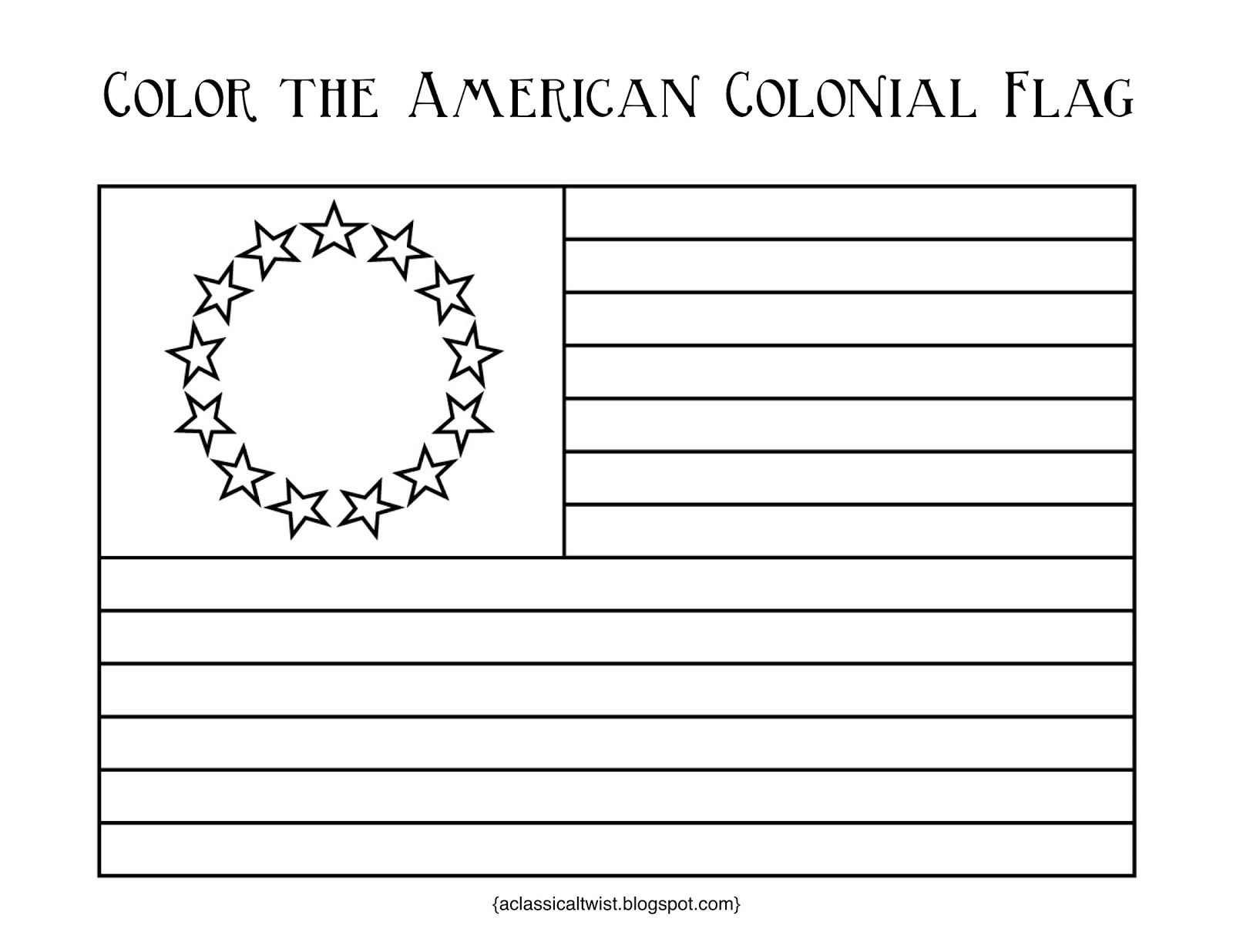 homeschooling with a classical twist original 13 colonies and