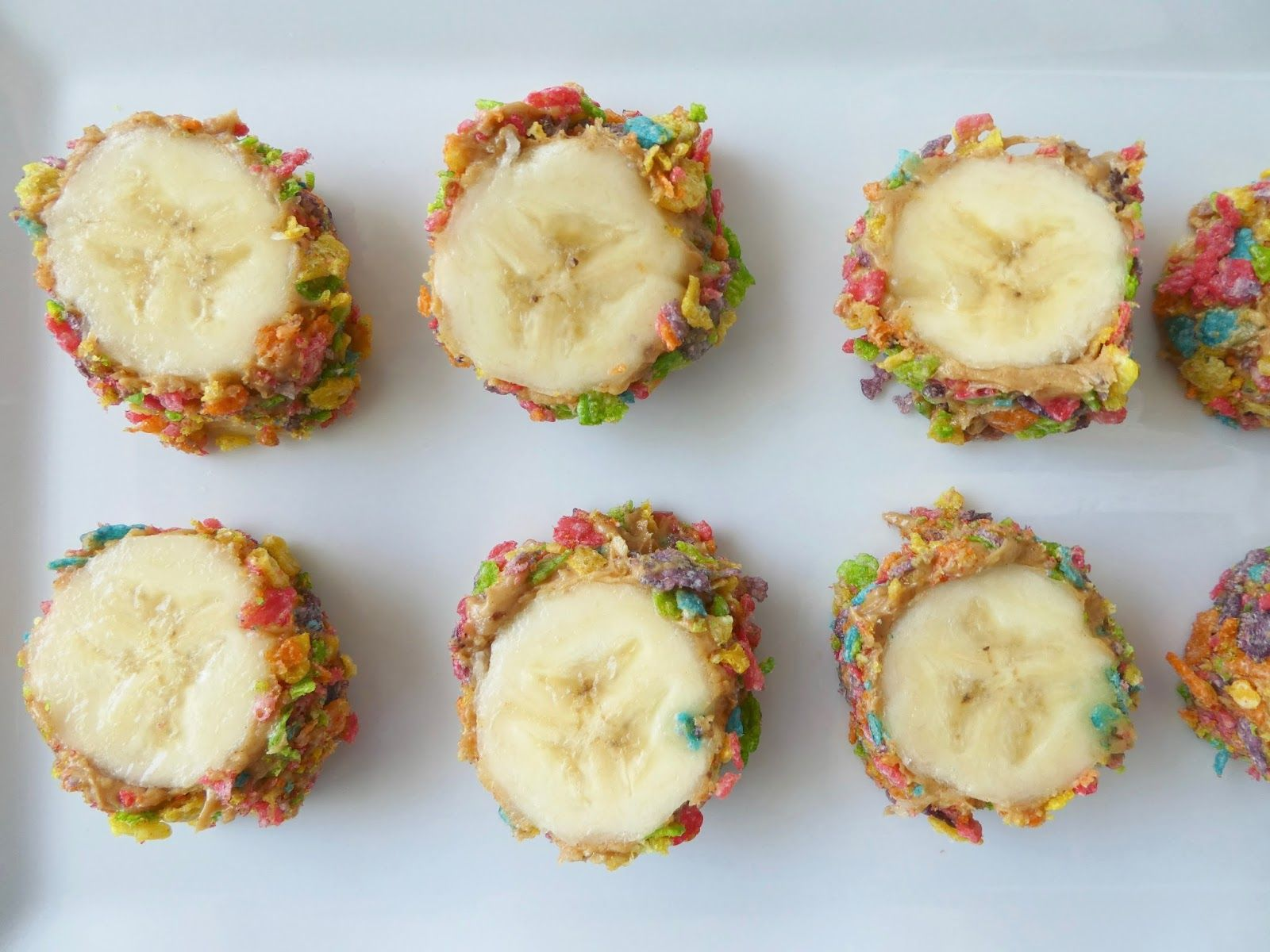 Peanut Butter and Banana Sushi - Kid's Recipe Peanut Butter and Banana Sushi - Kid's Recipe