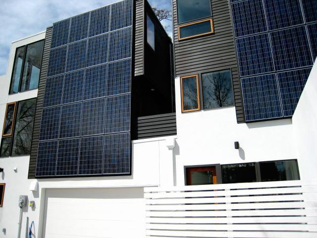 Building Integrated Solar It S The Way Forward Solar House Solar Architecture Solar Power House