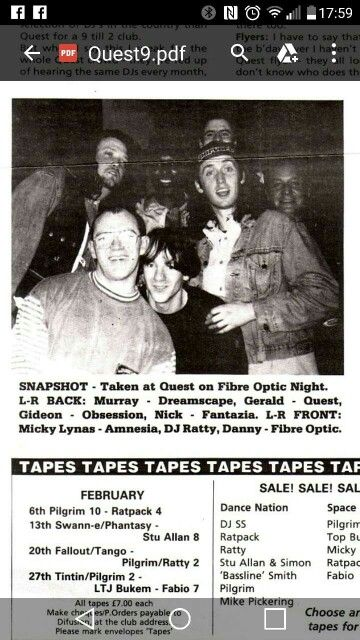 The God's of UK Raves! Legends!