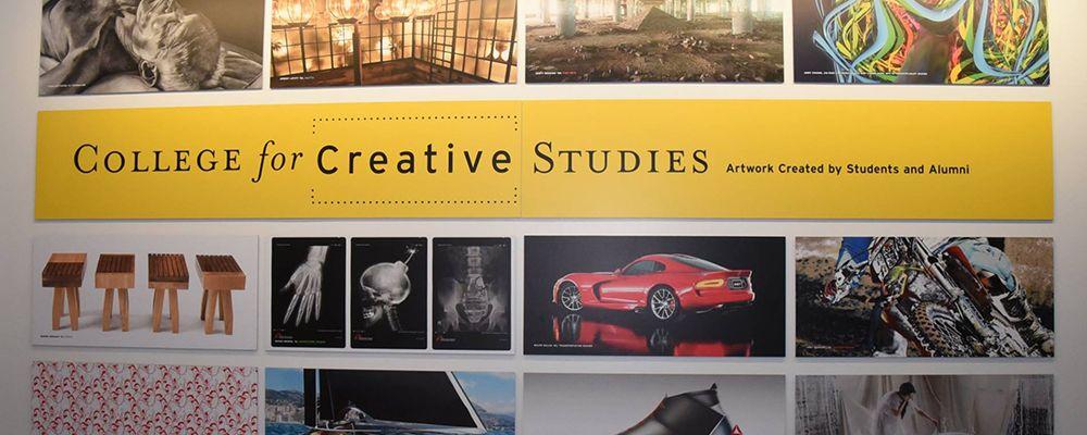 College for creative studies detroit michigan college