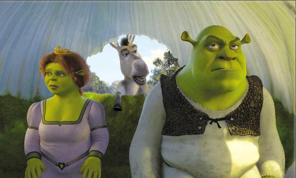 aren't we there yet ?-donkey. | Donkey! | Pinterest