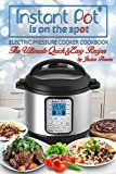 Free Kindle Book -   Instant Pot Is On The Spot: Electric Pressure Cooker Cookbook. The Ultimate Quick and Easy Recipes Check more at http://www.free-kindle-books-4u.com/cookbooks-food-winefree-instant-pot-is-on-the-spot-electric-pressure-cooker-cookbook-the-ultimate-quick-and-easy-recipes-2/