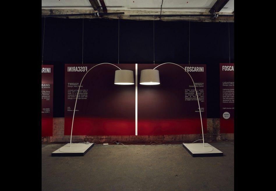 Foscarini at Clerkenwell Design Week in London