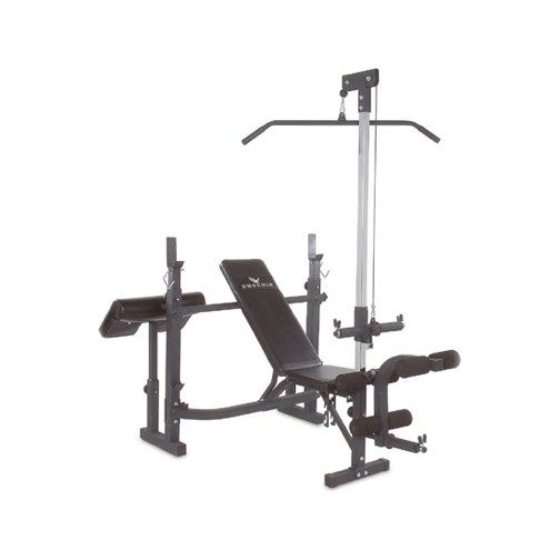 Phoenix 99225 Power Bench Mid Width Home Gym Bench At Home Gym Best Home Gym