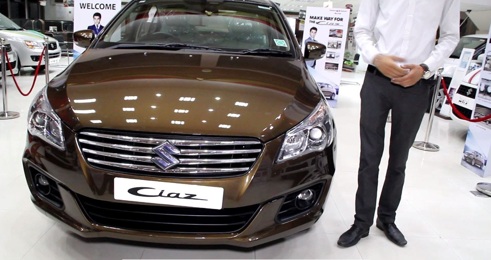 Watch and compare the maruti ciaz with honda city 2014 version click here for maruti