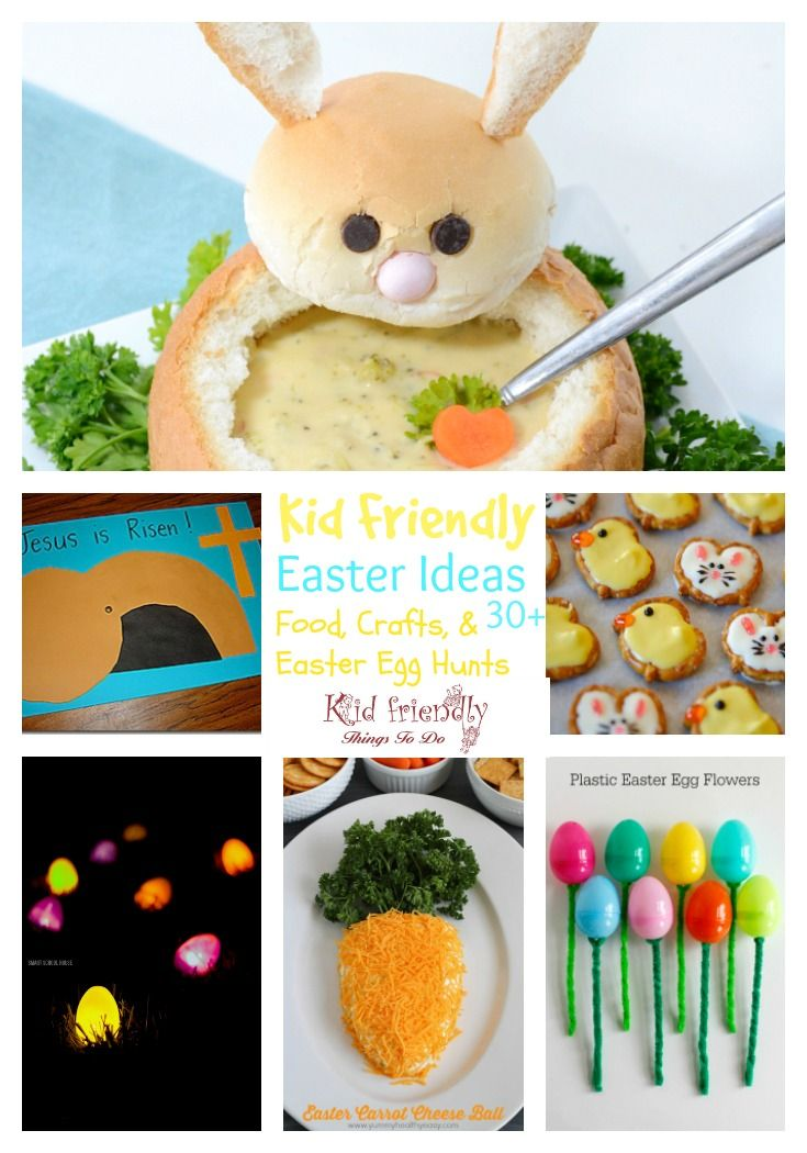 Over 30 Easter Egg Decorating Ideas Hunt And Crafts For Kids To Make