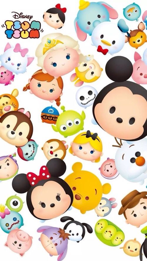 Find This Pin And More On Tsum Printables By T