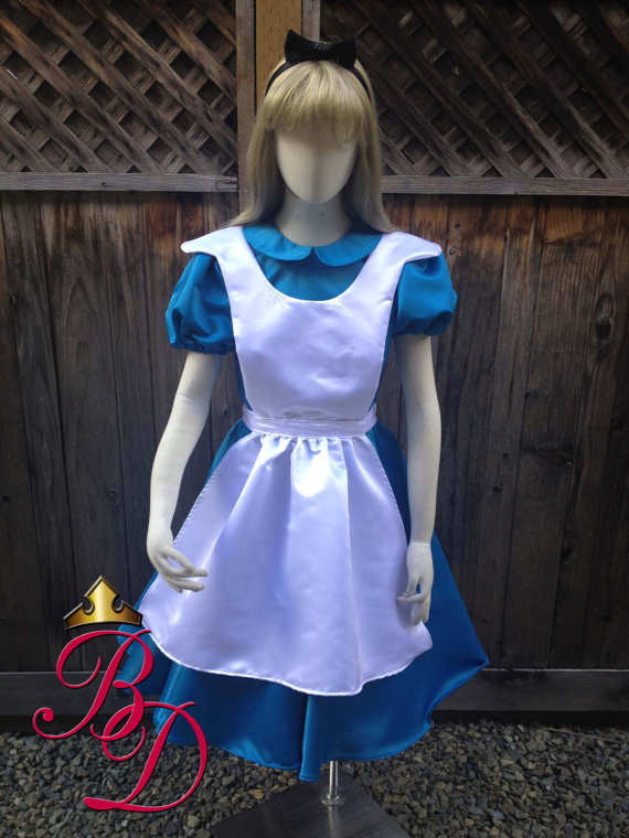 Alice in Wonderland Version C Animation Style Adult
