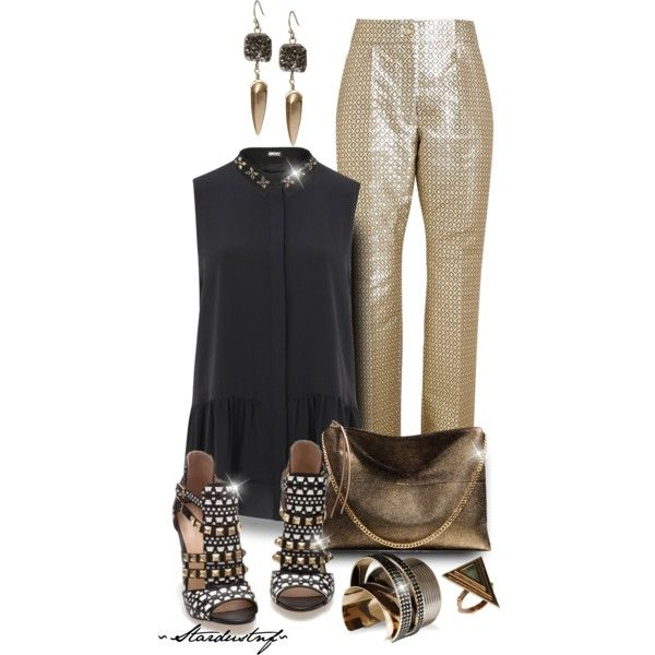 """""""Haute Under the Collar"""" by stardustnf on Polyvore"""