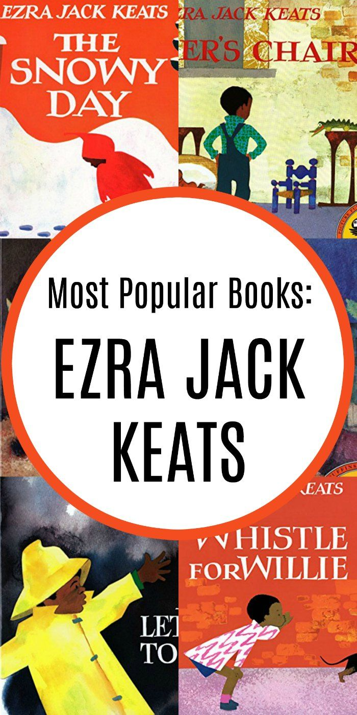 Photo of 10 Most Popular Ezra Jack Keats Books + Activities   Mommy Evolution