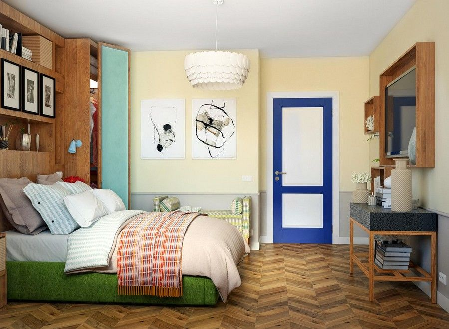 7 bedroom eclectic mixed style middle century modern american rh pinterest com