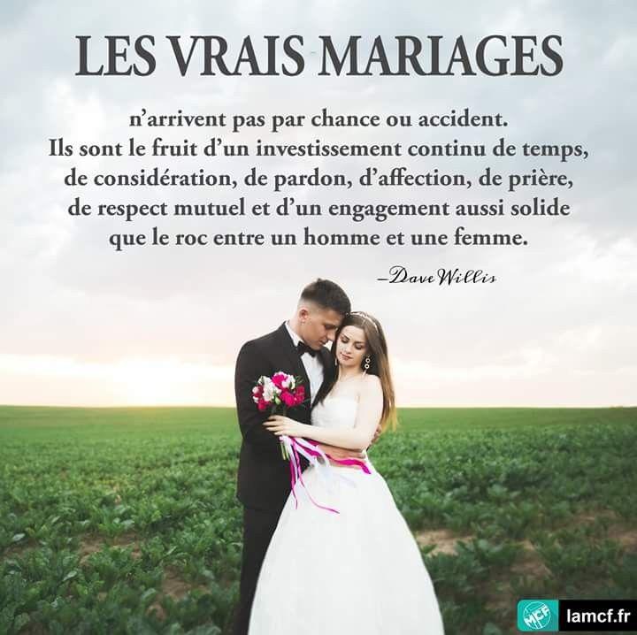 Citation Biblique Sur Le Mariage