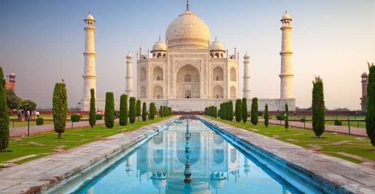 السياحة في الهند للعوائل و افضل الاماكن السياحية في الهند المسافرون العرب India Travel Guide India Travel Taj Mahal India