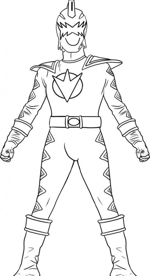 Power Rangers Dino Thunder Coloring Page Power Rangers Coloring Pages Power Rangers Dino Power Rangers