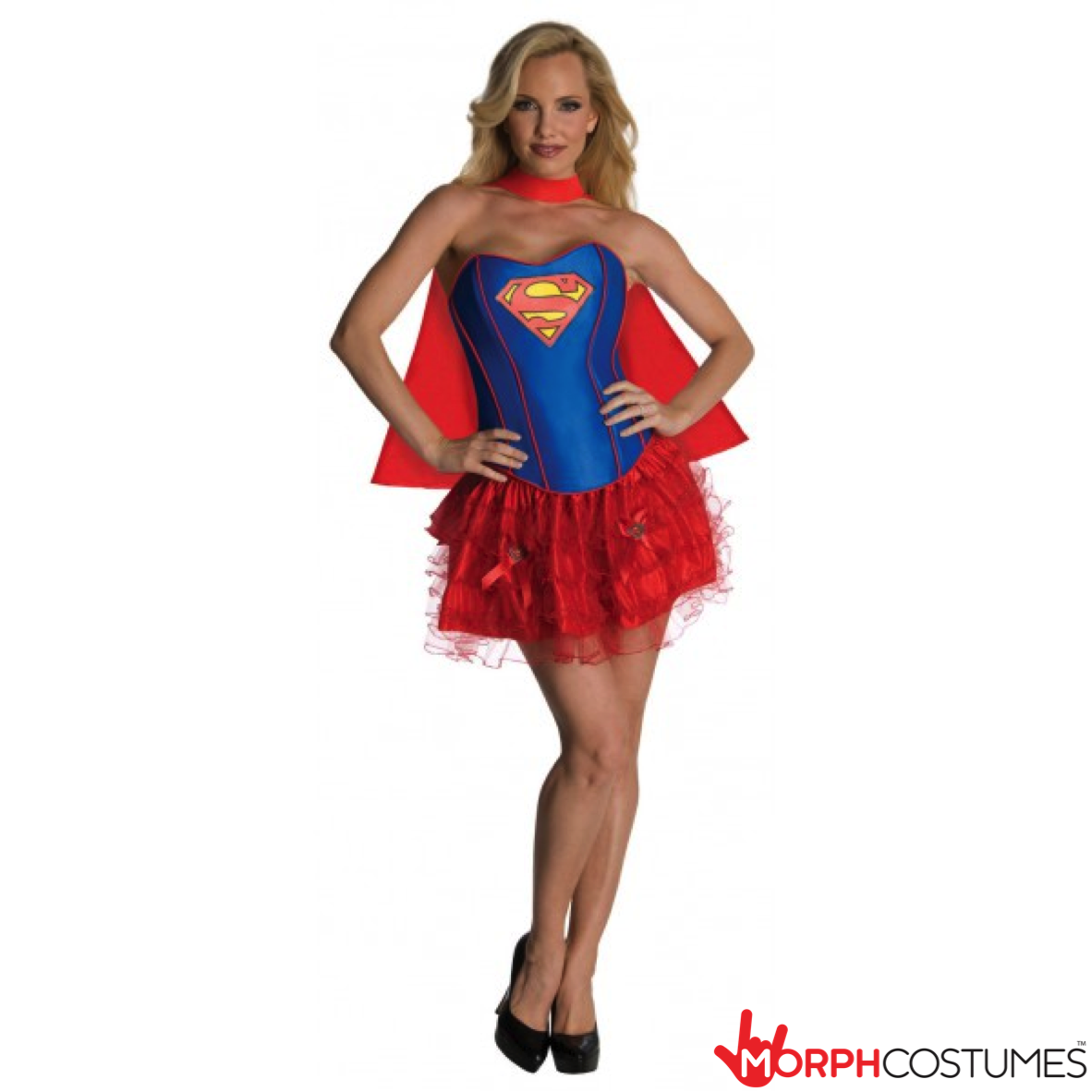 Hen Do Fancy Dress Theme Ideas: Hen Party Costume Inspiration: Supergirl Corset Costume