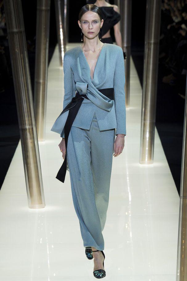 Look 24 Armani Privé Haute Couture Printemps-été 2015