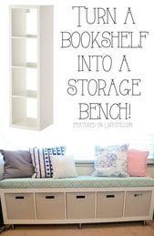 Photo of Idee per riporre le camere da letto Genius. Dal momento che c'è una linea sottile tra styl …