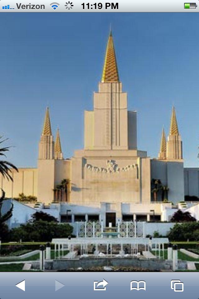 Oakland Temple