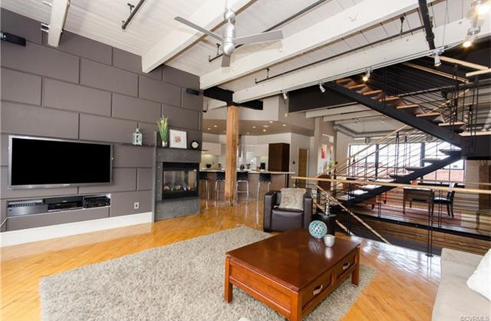 For sale: $659,000. Truly one of Richmond's most spectacular properties, Loft C…