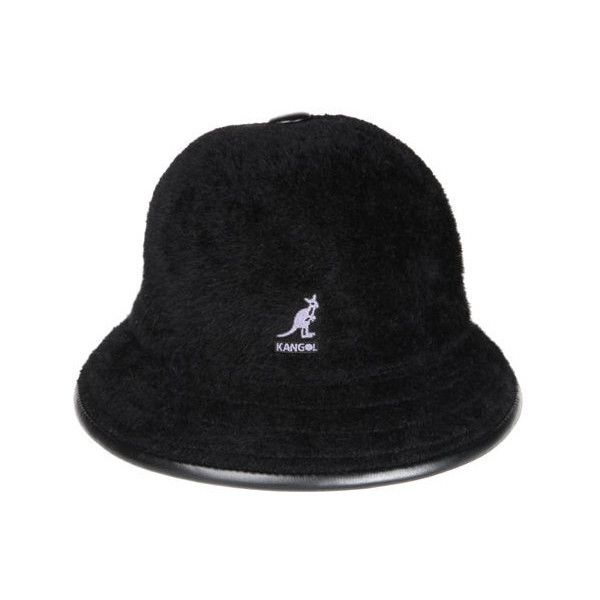 668cc06df0d Kangol Shavora Casual Bucket Hat (395 CNY) ❤ liked on Polyvore featuring  accessories