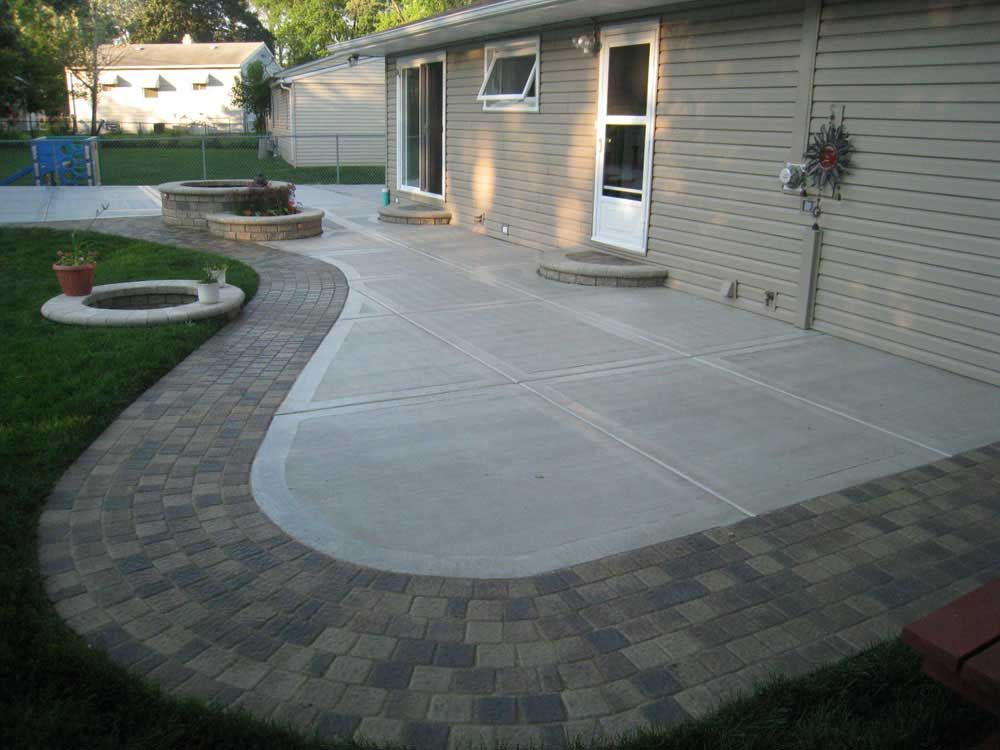 Awesome How To Build A Concrete Patio Twin Falls Idaho