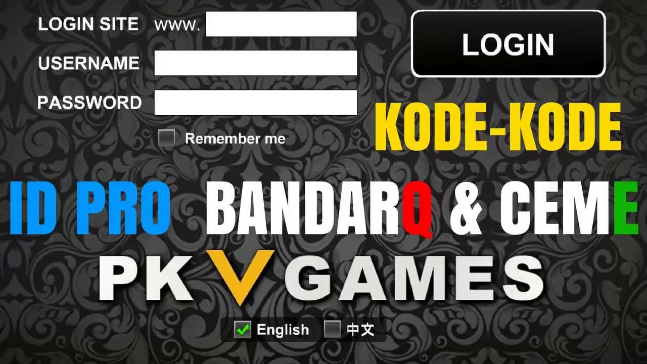 Kode Id Pro Bandarq Ceme / Pkv Games #Winnipoker #1   Games, Poker, Bandar