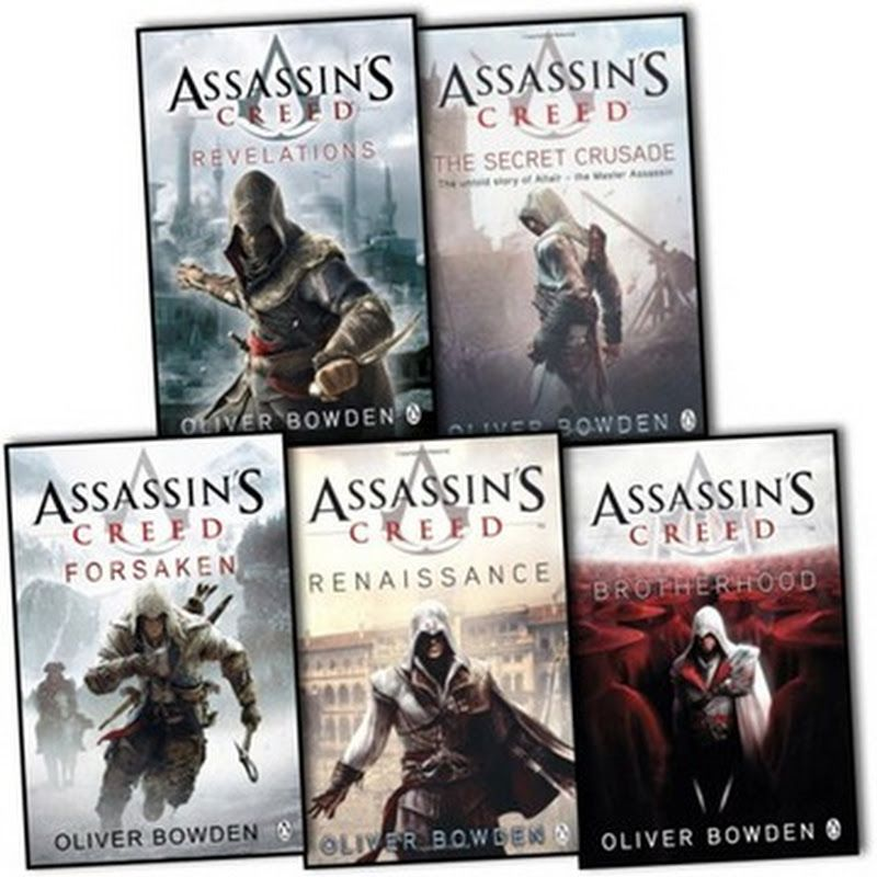 Assassin S Creed Complete Series 1 8 Pdf Books Free Download In