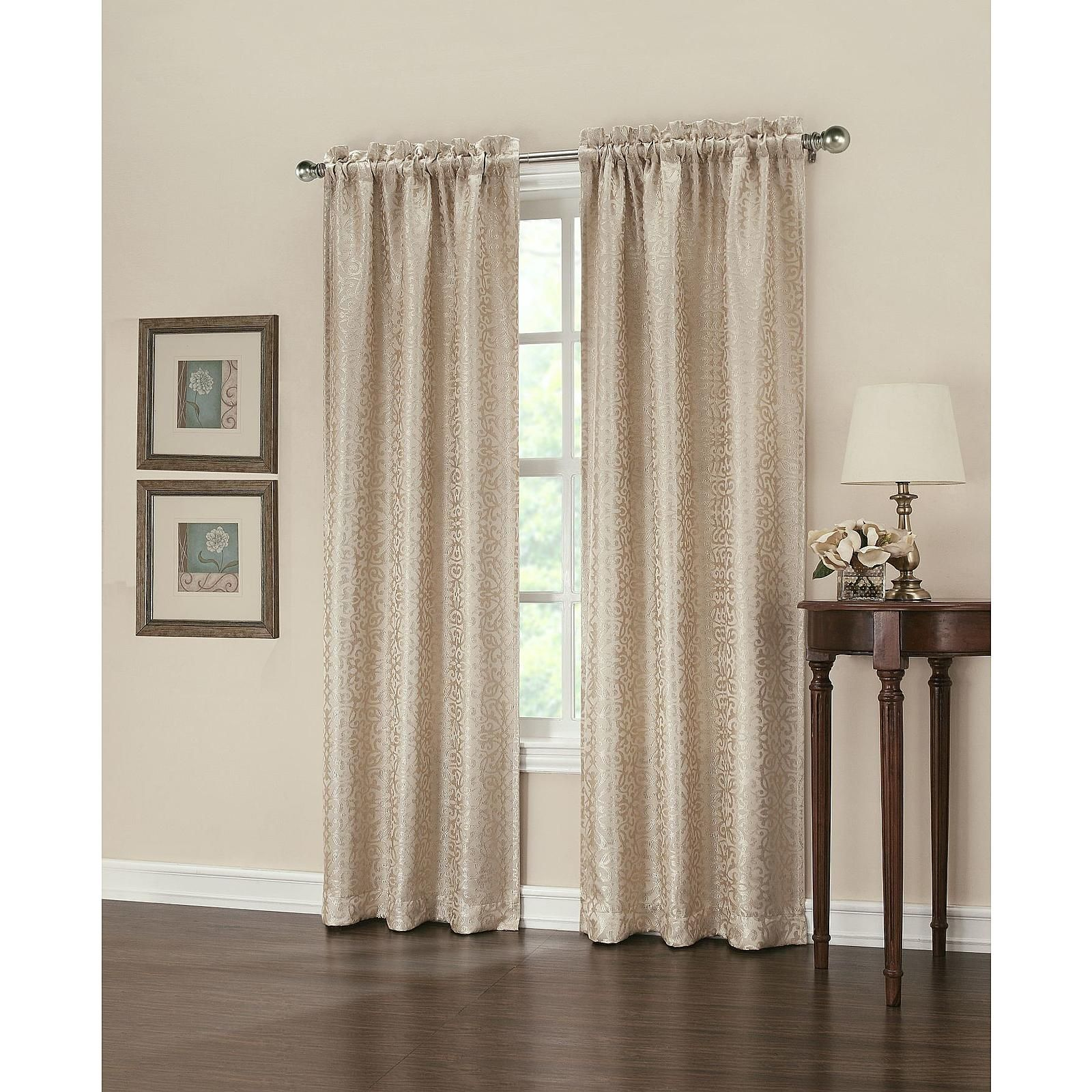 Kmart Design Blackout Curtains Second Layer 1799 1979 Valerie Oyster Window Panel Beautiful Style With