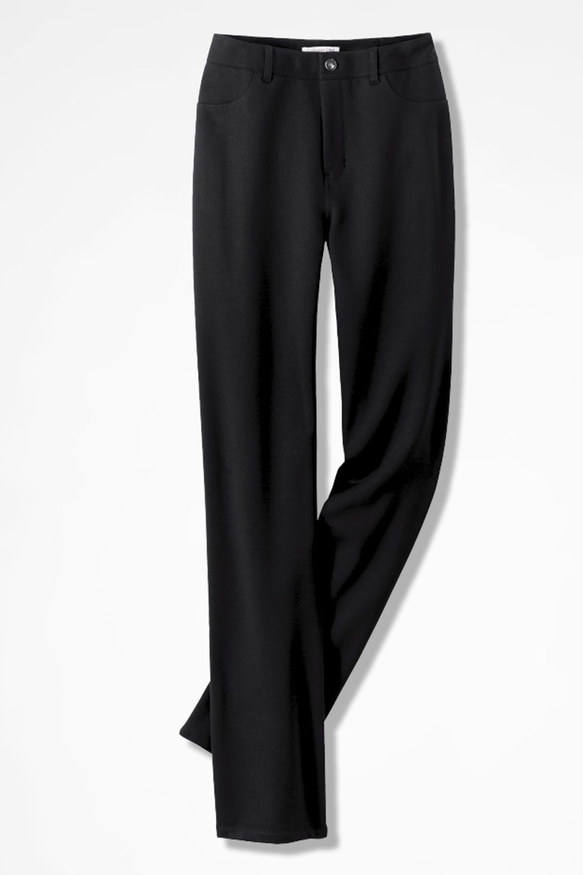 0d5a8e4e944745 These look comfortable. Women's Plus Pants & Skirts   Coldwater ...