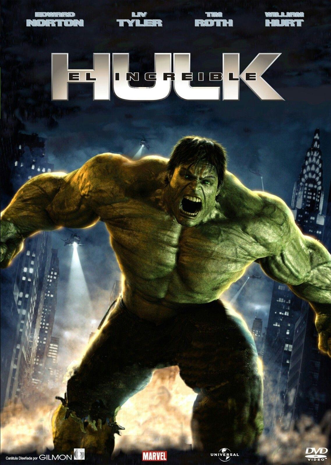 El increíble Hulk [2008] [1080p BRrip] [Latino-Inglés] [GoogleDrive]