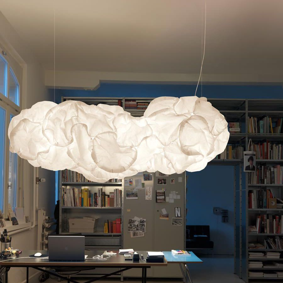 cloud lighting fixtures. Frank Gehry Mama Cloud Lamp - MamaCloud | Stardust Lighting Fixtures N