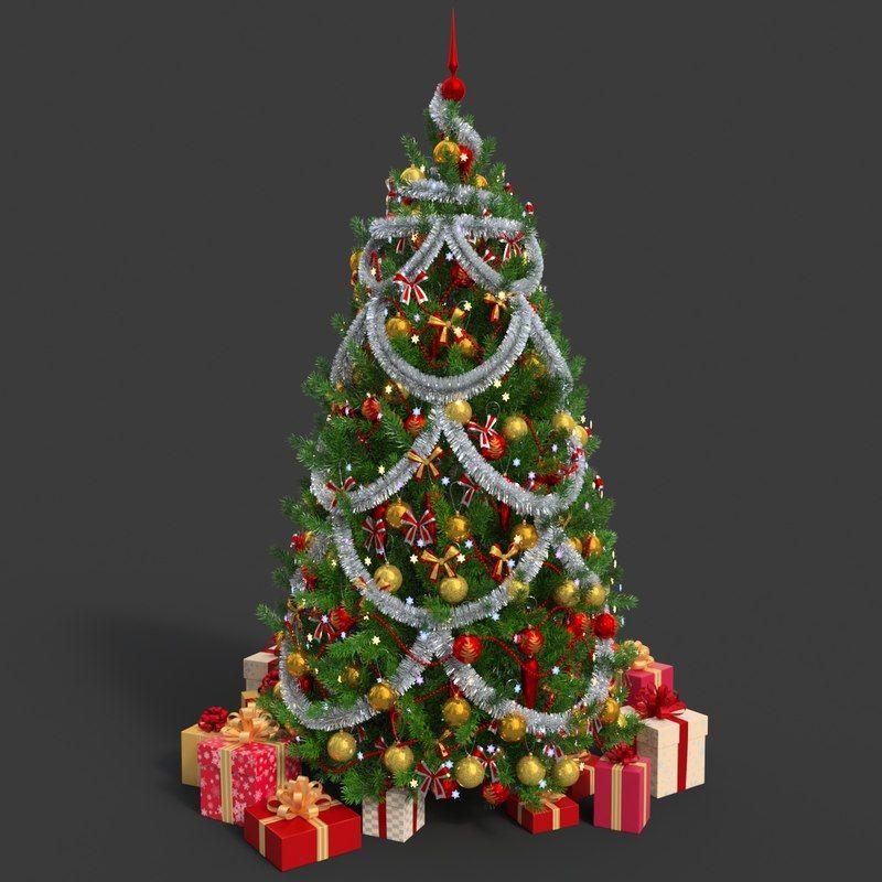 Christmas Tree 3d Model Christmas Tree 3d Model Christmas Tree Christmas