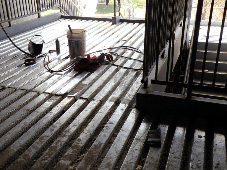 Home Improvement Aec Professionals Corrugated Metal Metal Floor Metal Deck