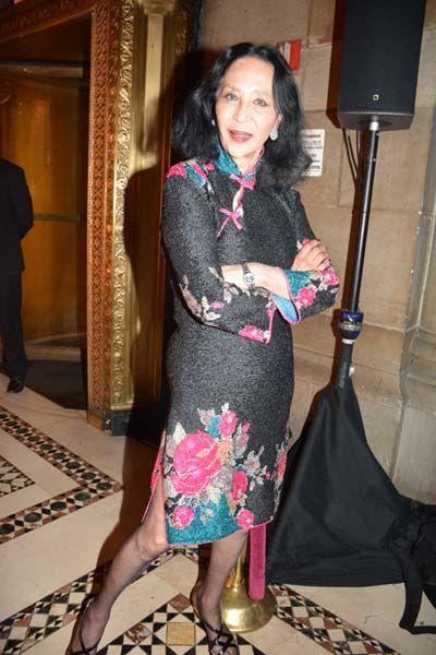 China Machado, Fashion Beauty and 2014 Women Who Care Honoree