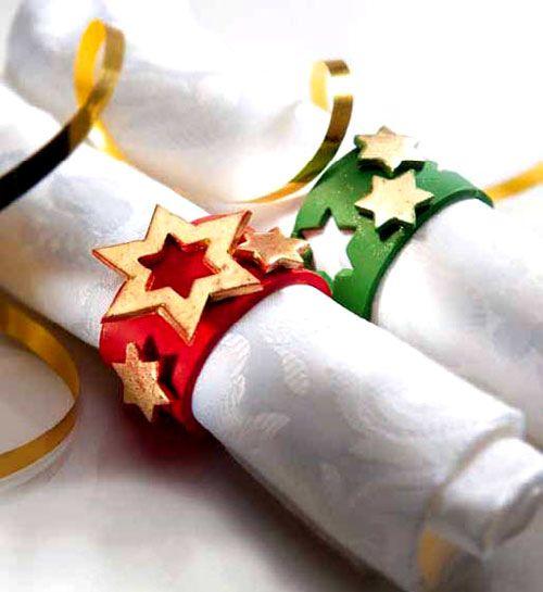 C mo hacer un servilletero para navidad realizando - Como hacer manualidades de navidad para ninos ...