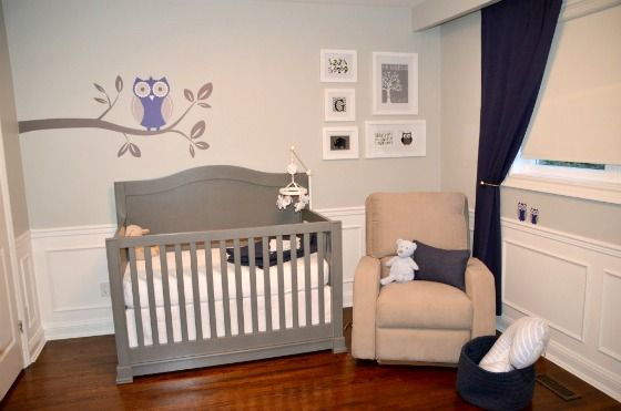Gallery Roundup: Colorful Cribs - Project Nursery