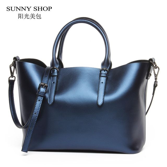 1b71a8b8db5f Special offer SUNNY SHOP 100% LUXURY Genuine Leather Women Shoulder Bag  Brand Designer Cowhide genuine leather handbags Skin Crossbody bag just  only  49.50 ...